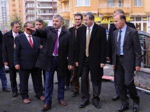 Çelik Mahallelere Avrupa Modeli Veriyoruz