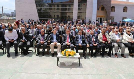 KAYSERİ LİSESİ MEZUNLARI 2 MAYIS'TA BİR ARAYA GELECEK