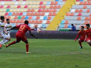 Kayserispor ile Bayburt Grup Özel İdare 2-2
