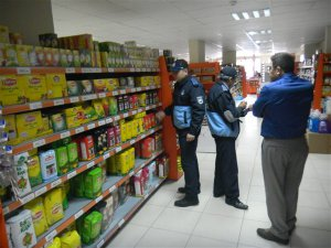 Yeşilhisar'da Zabıta ekipleri denetimleri aralıksız devam ediyor