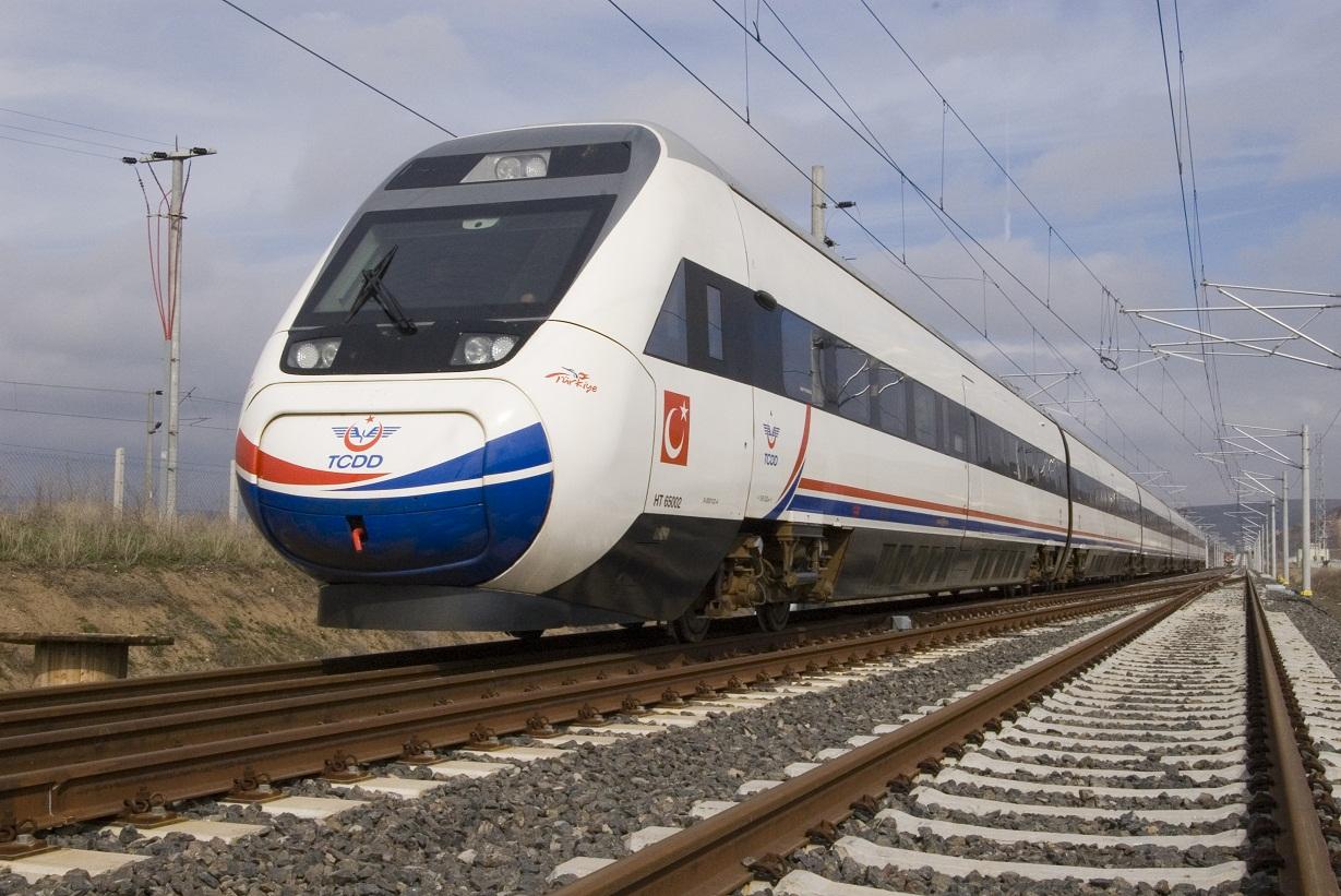 Edebali Karamustafaoğlu: Hızlı  tren ve  dünya...