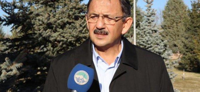 Mehmet Özhaseki: Kayserispor'a sahip çıkmalıyız