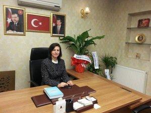 Ak Parti Kayseri Kadın Kolları Başkanı Değişti