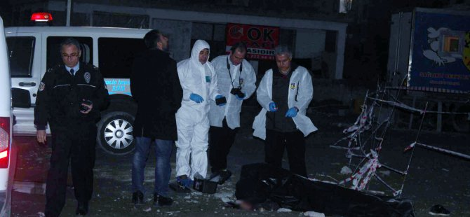 KAYSERİ'DE LİSE ÖĞRENCİSİ İNTİHAR ETTİ 13 KATTAN ATLADI