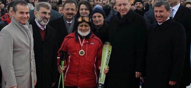 Anadolu Harikalar Diyarı önünde Kayakçı Dede'nin acı sonu