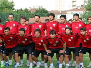Erciyesspor Çarşamba Topbaşı Yapıyor