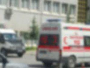 Kayseri'de Otomobilin Çarptığı At ve Binicisi Öldü