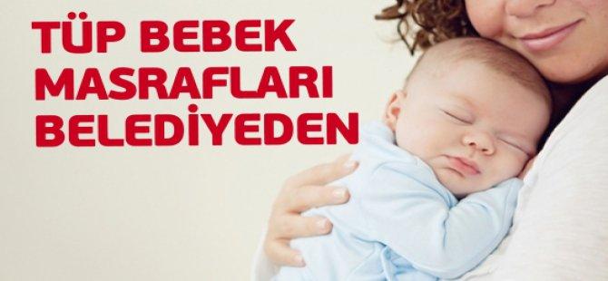 Kocasinan Kaymakamlığından Tüp Bebek Müjdesi