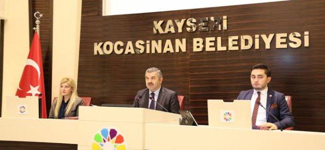 MHP Meclis Üyesi Yücel'den Kocasinan Projesine tam destek