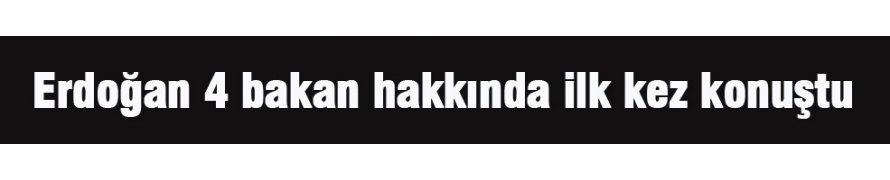 Cumhurbaşkanı Erdoğan: Dertleri başka