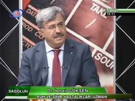 Dr. İsmail Gökşen'in Kanal 38 Televizyonun da ki Açıklamaları