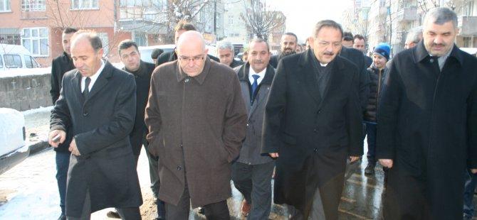 KOCASİNAN BAŞKANLARI FATİH MAHALLESİ'NDE