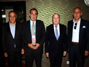 FIFA'DAN KAYSERİSPOR'A TEŞEKKÜR