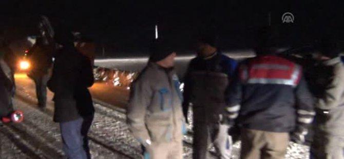 Kayseri'de Tipide Kaybolan 11 İşçi Donmak Üzereyeken Bulundu