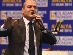 Süleyman Soylu:Erdoğan'dan sonra başbakanlık yapmak