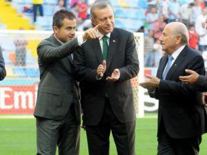 U-20 Dünya Kupası Açılış Maçı Başbakan Erdoğan - Foto Galeri - Video