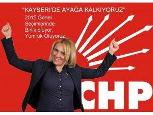 CHP'Lİ SEÇMEN FATMA TEMEL ÇELEBİ DEDİ
