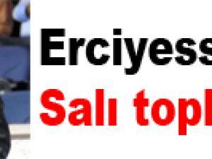 Erciyesspor Salı toplanıyor