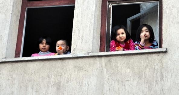 Çin zulmünden kaçan 500 Uygur Türkü Kayseri'de - VİDEO