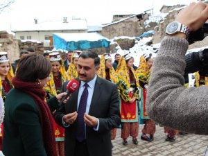 BEYAZ TV DEVELİ GÜMÜŞÖREN MAHALLESİ'NDEYDİ