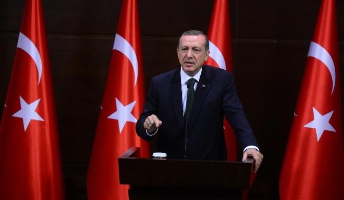 Cumhurbaşkanı Erdoğan: Başkanlık sistemi ihtiyaçtır