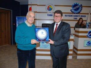 Kayso Başkanı Boydak: