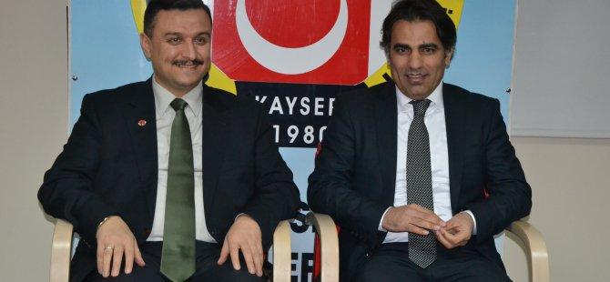 Kösedağ: Saadet Partisi etkin bir yere sahip