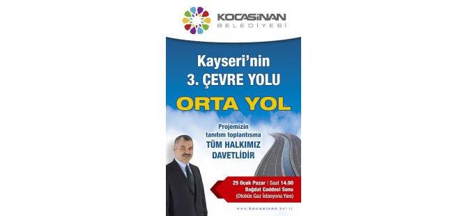 KOCASİNAN'DAN BÜYÜK PROJE