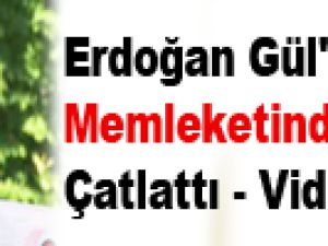 Erdoğan Gül'ün Memleketinde Düşman Çatlattı - Video