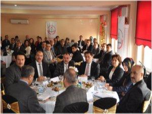 Bilal Yılmaz Çandıroğlu: Hayat Boyu Öğrenme İl Yönetim Kurulu Toplantısı