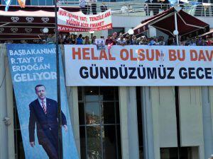 Başbakan Erdoğan Kayseri'de Önemli Açıklamalar Yaptı