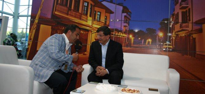 Burhan: Davutoğlu'nu Başbakan yapan selam...