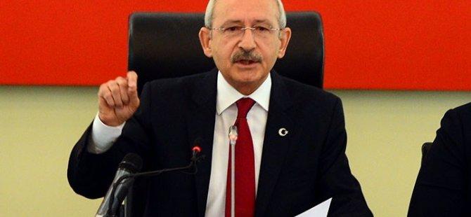 Kemal Kılıçdaroğlu  Büyük gaf çırpmayız diyemedi