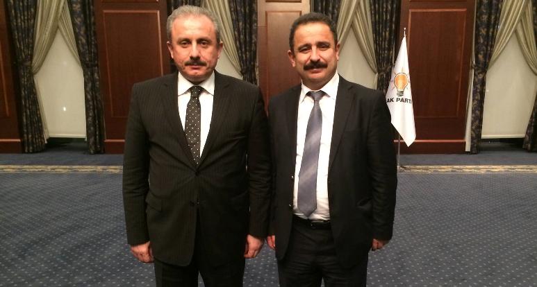 """AK PARTİ GENEL BAŞKAN YARDIMCISI ŞENTOP """"ANADOLU SORUYOR"""" DA"""