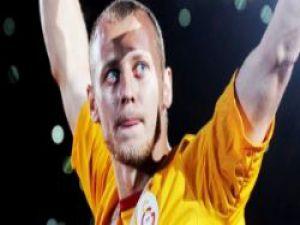 Galatasaray'lı futbolcu Tatil'de hastanelik oldu