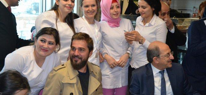 ERTUĞRUL GAZİ KAYSERİ'DE MANTI VE YAĞLAMA YEDİ