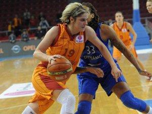Galatasaray Odeabank 79-64 Abdullah Gül Üniversitesi