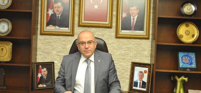 Burhan  Yeni Akit'te Yazdı: Ak Parti İl Başkanı Hüseyin Cahid Özden Milletvekili Olmalı