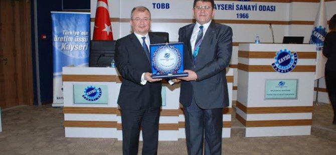 Kayso Başkanı Boydak: Sorgulamak Ayıp Değil