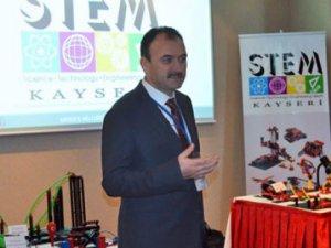 Kayseri İl Milli Eğitim Müdürü Bilal Yılmaz Çandıroğlu: