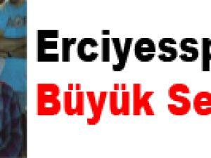 Erciyesspor'da Büyük Sessizlik