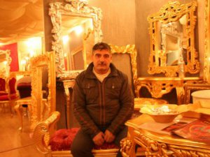 Kayseri'de Alın Teri El Emeği Göz Nuru Mobilyalar