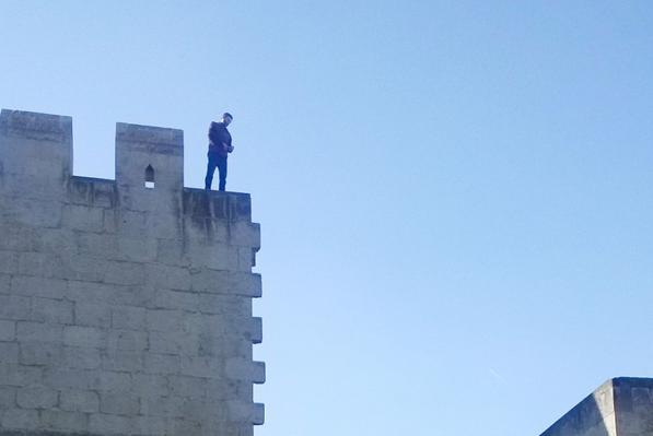 KAYSERİ' DE İNTİHARA KALKIŞAN ADAM...