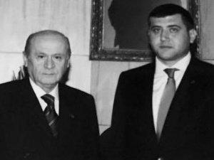 MHP İl Başkanı Mete Eke'nin Koltuğuna Baki Ersoy Talip