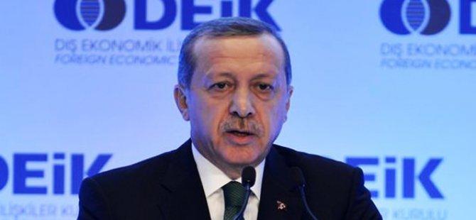 Cumhurbaşkanı Erdoğan Ben meydanlardan hiç çıkmadım ki