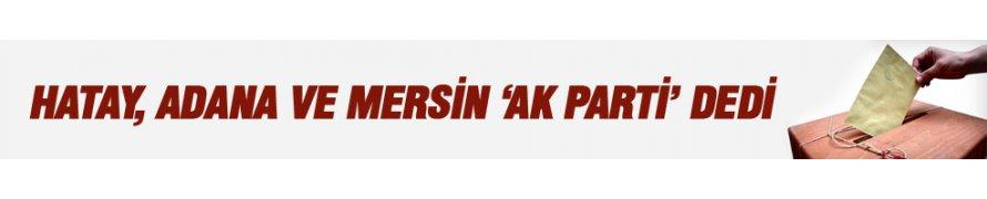 Halkın tercihi AK Parti'den yana oldu