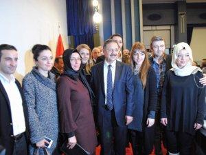 Özhaseki Özellikle tüm Kayseri'den helallik istiyorum