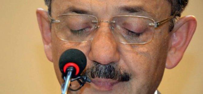 Mehmet Özhaseki gözyaşlarına hakim olamadı-video