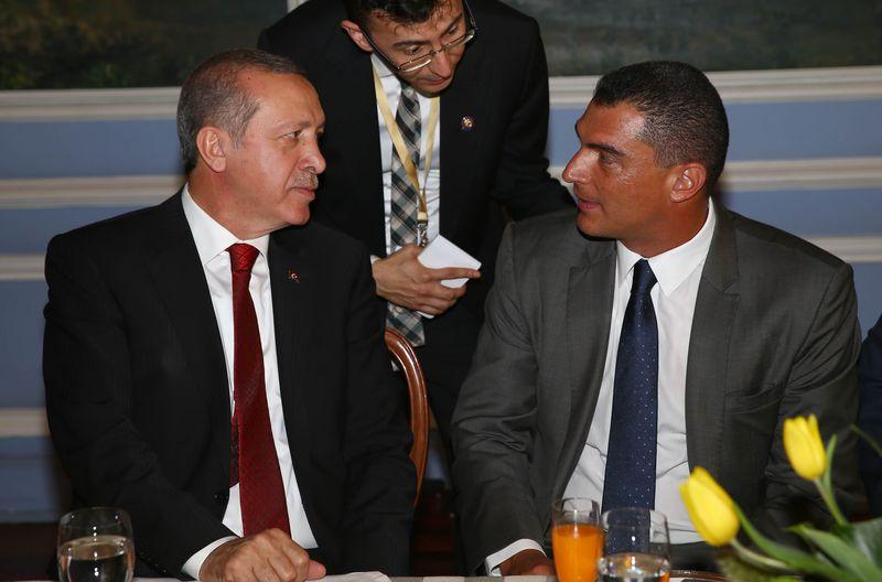 Cumhurbaşkanı Erdoğan'dan Mondragon'a övgüler