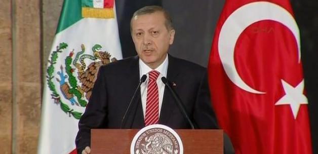 Erdoğan: Ey Obama neden sesin çıkmıyor! - VİDEO